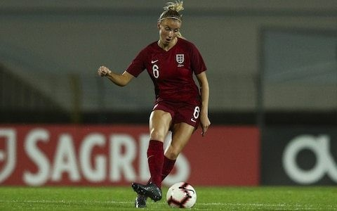 Leah Williamson provides Phil Neville's England with positives after testing week