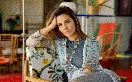 Once a rebel child, Margherita Missoni is now bringing innovative youth to her Italian family fashion dynasty