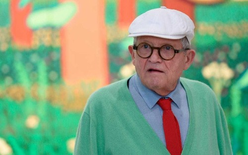 David Hockney not 'terribly highly skilled' as a painter, expert says