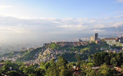 How Medellin went from murder capital to hipster holiday destination