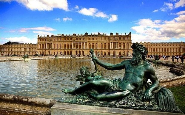 Palace of Versailles forced to put up paying guests