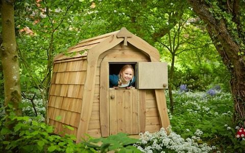 The wonder of Wendy houses