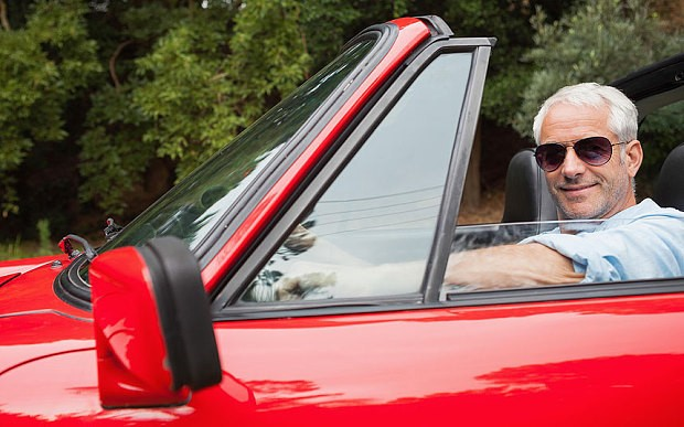 Male mid life crisis: How not to turn into 'Reggie Perrin'