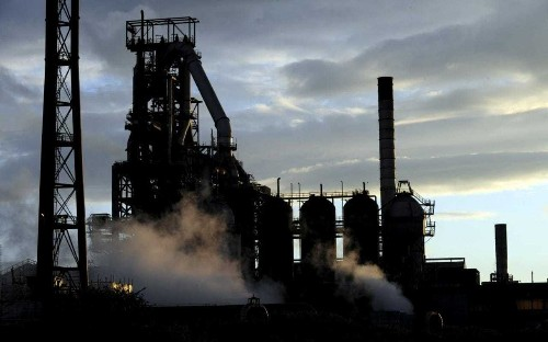 Tata edges closer to deal on state support that will see it retain UK steel business