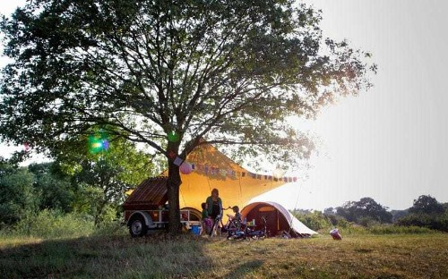Europe's best campsites by lakes and rivers
