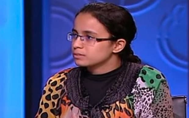 Egyptian star student scored zero in all her exams