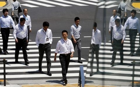 New labour law puts limits on Japan's overworking culture
