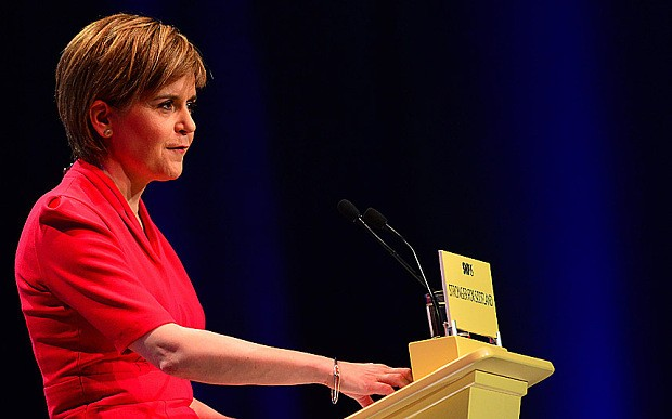 SNP duplicity is a threat to the Union