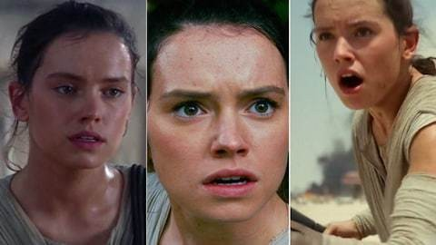 Who is Rey? Everything we know about Daisy Ridley's mysterious new Star Wars heroine