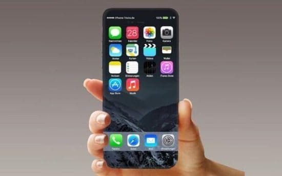 iPhone rumours: Apple to reinvent phone with edgeless display and no home button next year