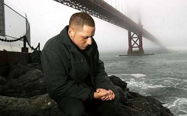 San Francisco bridge jumper says sea lion saved him