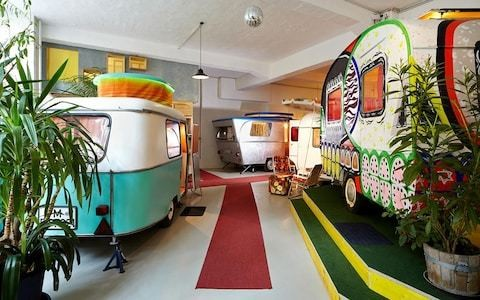 The best hostels in Berlin for secret gardens, buzzy bars and budget beds