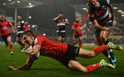 Ulster produce impressive second-half display to see off Leicester Tigers