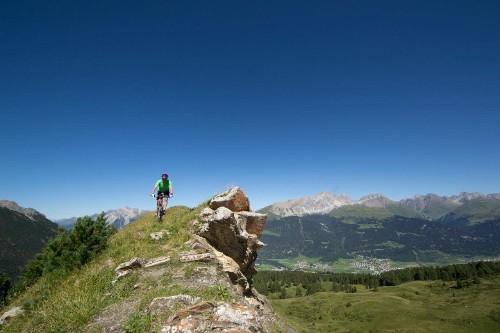 Is Switzerland the world's greatest destination for mountain biking?