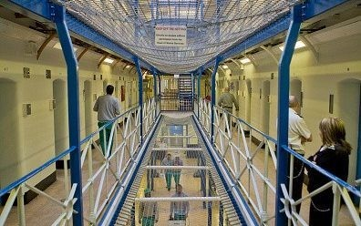 Think you could survive a British prison? Good luck
