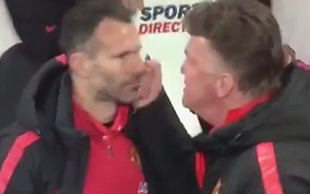 Has Ryan Giggs lost patience with Louis van Gaal's philosophy at Manchester United?