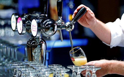 London no longer the UK's most expensive place to buy a pint of beer