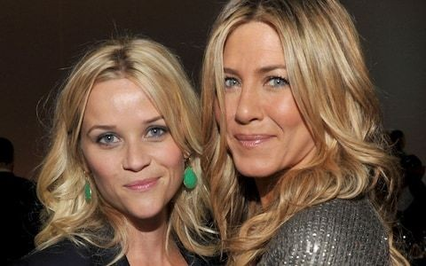 Jennifer Aniston and Reece Witherspoon interview: 'Sometimes I don't even want to leave the house'