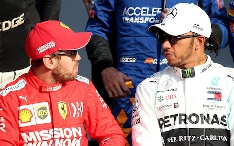 Ferrari confirm discussions with Lewis Hamilton and say they could veto Toto Wolff from running F1