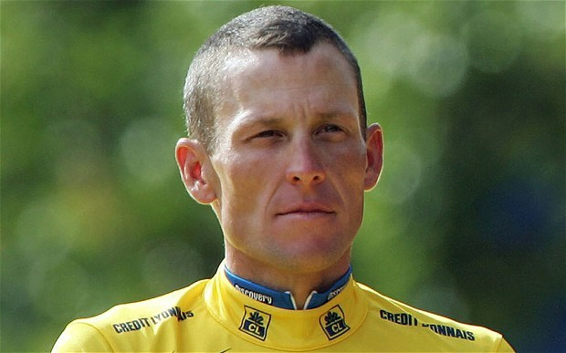 Lance Armstrong: I have to apologise to my fans, but none of my former rivals have accused me of cheating