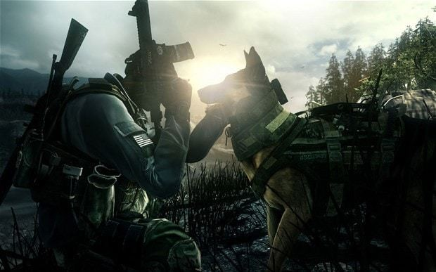 Call of Duty: Ghosts sales top $1bn on first day