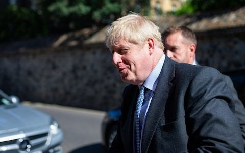 Boost for Boris Johnson as 10 Labour MPs say they will back no deal Brexit