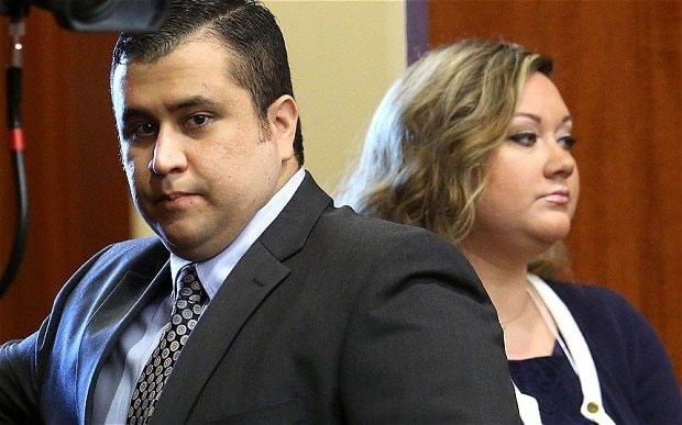 George Zimmerman accused of threatening driver in road rage incident