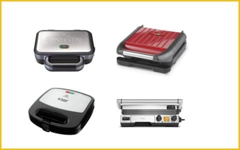 The best sandwich toasters