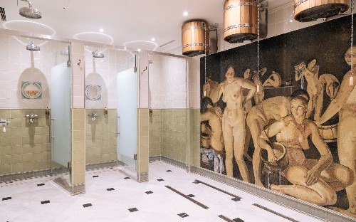Why a trip to The Bath House, London's new luxury Russian banya, is not for the fainthearted