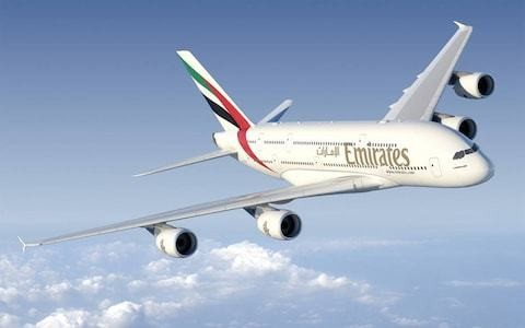 Emirates to fly world's largest plane on shortest ever route