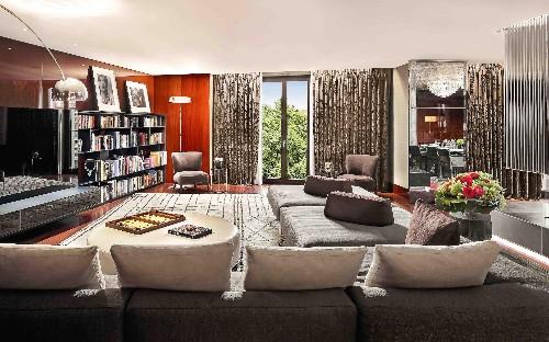 London's best hotel suites