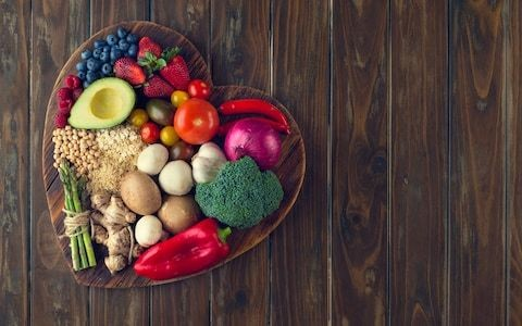 What are the healthiest foods for a balanced diet?