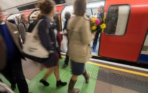 Sex offenders are 'taking advantage' of crowded rush-hour tubes, as new figures show 42% rise in attacks