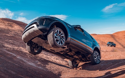 Think that Land Rovers are too luxurious for serious off-roading? Think again
