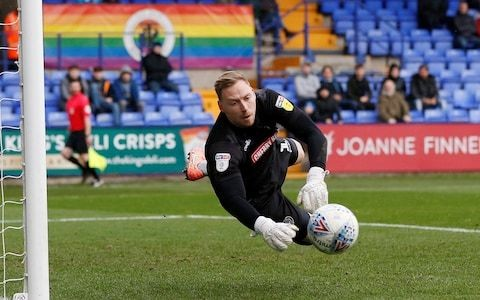 Police make arrest after alleged homophobic abuse aimed at a Wycombe Wanderers player during Tranmere match
