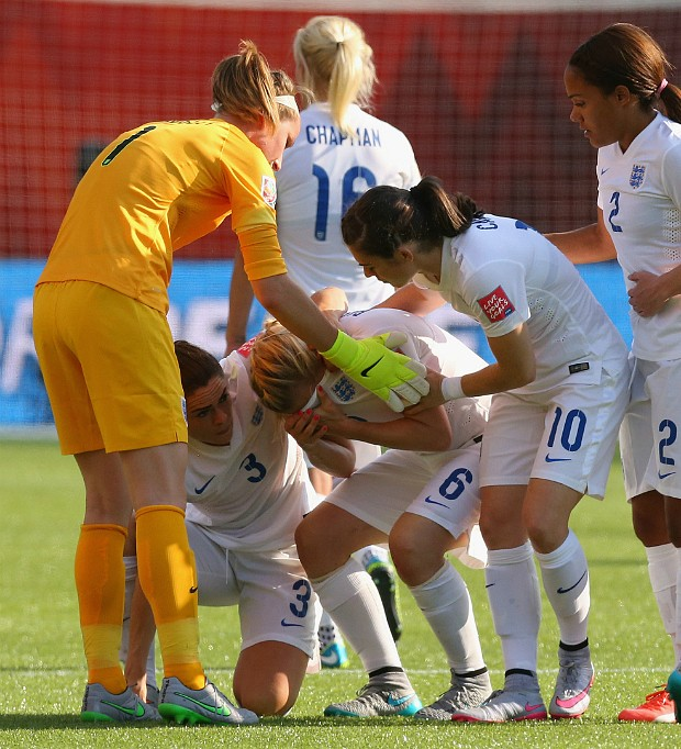 Japan 2 England 1, Women's World Cup: Heartbreak for England after own goal with last kick