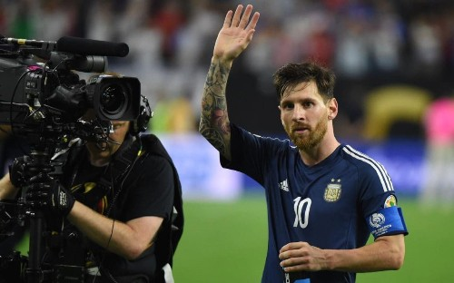 Record-breaker Lionel Messi fires Argentina into Copa America final with USA thrashing