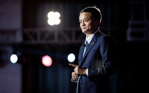 How Jack Ma turned Alibaba into China's online juggernaut despite knowing 'nothing about technology'