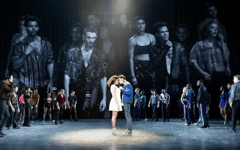 West Side Story review, Broadway Theatre, New York: Bernstein's great musical feels thrillingly groundbreaking all over again