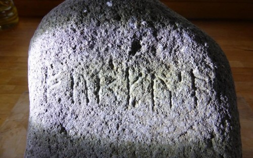 Scientists divided over whether 'Furku.Al' rock inscription is genuinely the work of Vikings