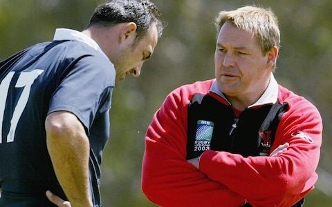 'I cannot remember a better team spirit' - The last time a Steve Hansen side faced England at the Rugby World Cup