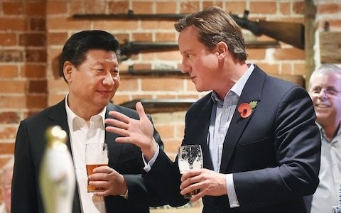 Of course Huawei is getting an easy ride. The British establishment has been bought and paid for by China