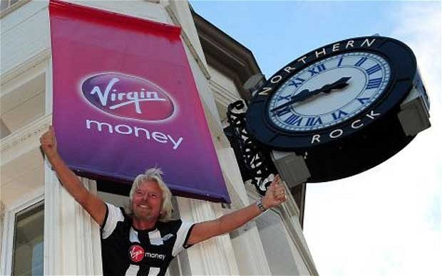 Thousands of Virgin Money staff to cash in from London IPO