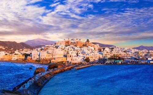 Six lesser-known Greek ports: bask in Chania's breeze, then wander Milos' lunar-like landscape