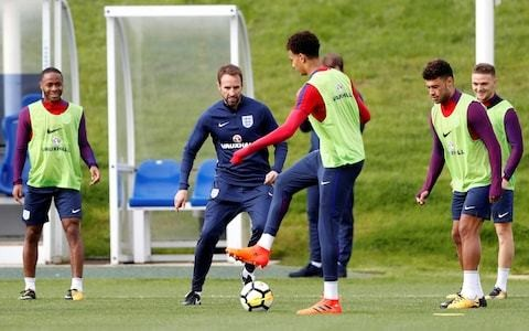 Gareth Southgate insists there are no 'big players' in England squad