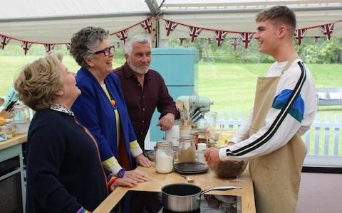 The Great British Bake Off 2019: how to bake perfect biscuits