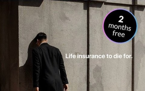Advert offering 'life insurance to die for' banned for trivialising suicide