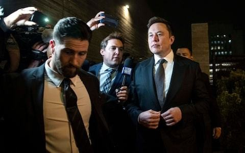 Elon Musk says he sent 'pedo guy' tweet after unprovoked attack from British caver in defamation case