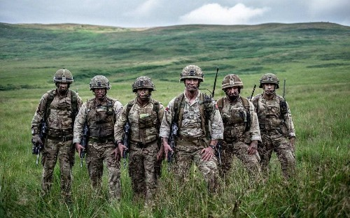 Inside the Parachute Regiment, 'the last outpost for hard men willing to do bad things to bad people'