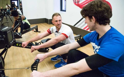 Why you should make friends with the indoor rowing machine (just like Bradley Wiggins)